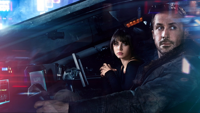 Film still from <em>Blade Runner 2049</em>. Image courtesy of Roadshow Distribution.
