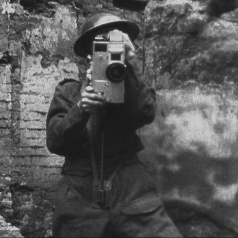 Film still from <em>Holocaust: Night Will Fall </em>