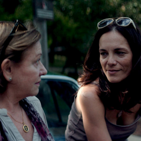 Film still from <em>The Heiresses</em>