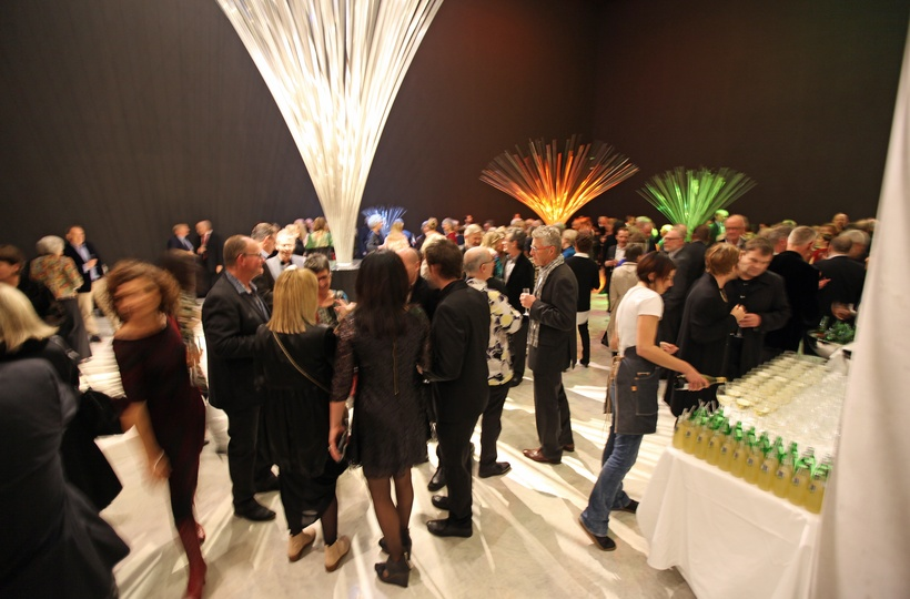 The Large Works gallery is the perfect location for your next function. Photo Glenn Jeffrey