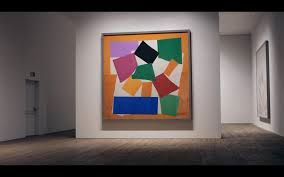 Matisse from MOMA and Tate Modern
