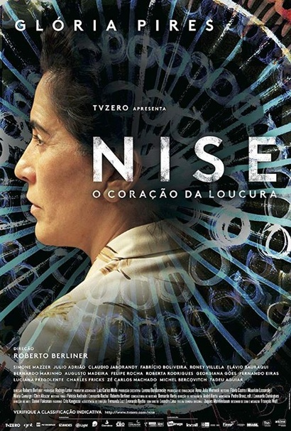 Film still from <em>Nise: The Heart of Madness</em>. Image courtesy of The Brazilian Embassy of New Zealand.