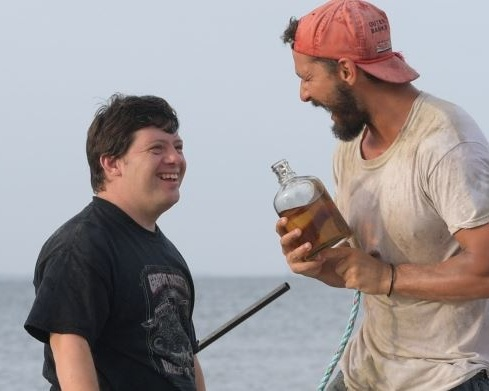 Film still from <em>The Peanut Butter Falcon</em>